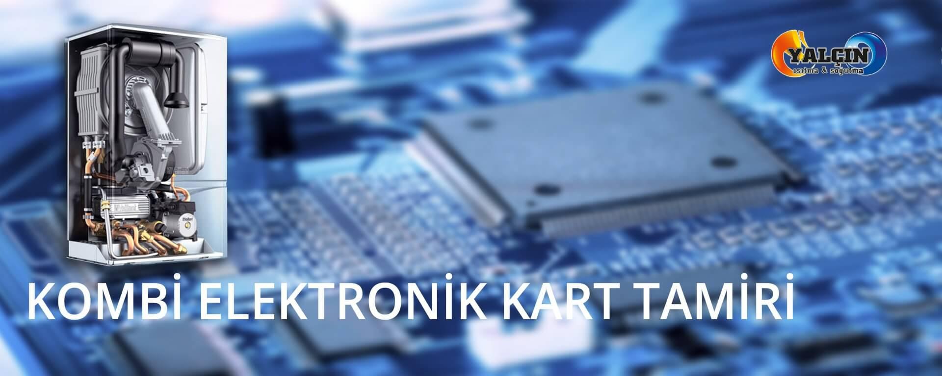 Kombi Elektronik Kart Tamiri